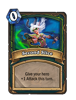 second slice old cost 0 give 1 attack