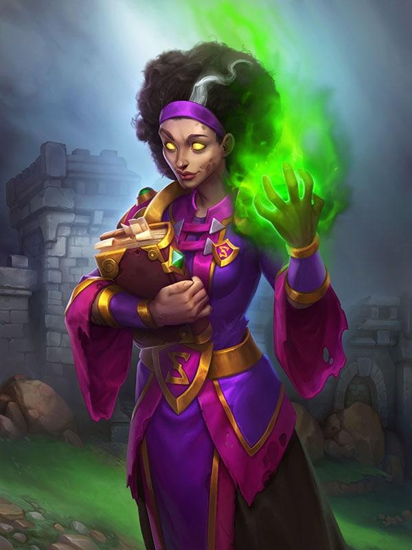 Tamsin Roame, bruxa renegada
