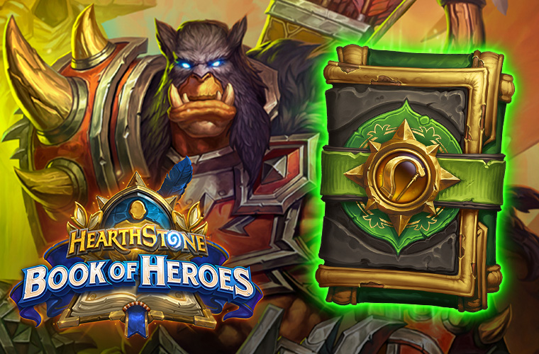 book of heroes rexxar is coming soon