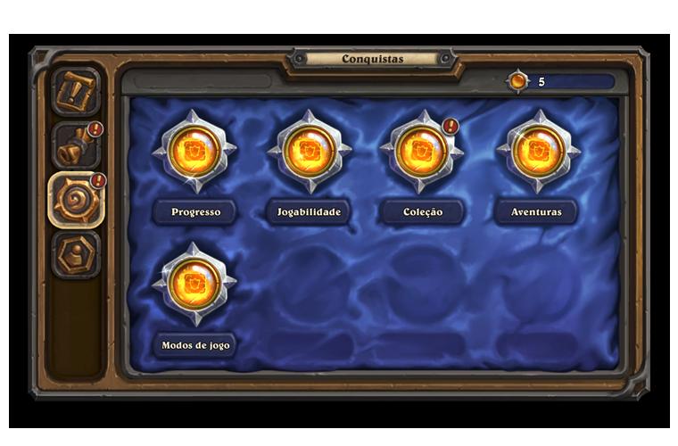 Nova estrutura de recompensas