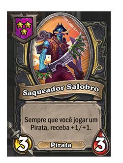 card Saqueador Salobro