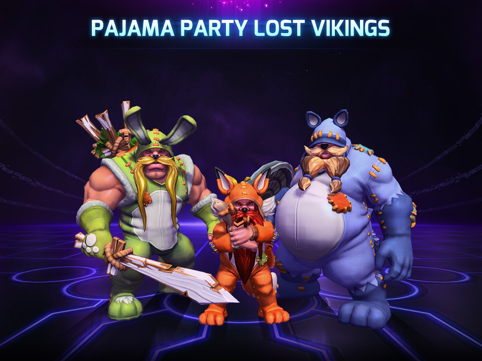 Viking Party Games Pajama Party Lost Vikings
