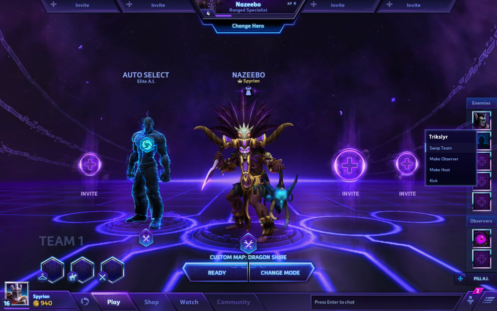 Matchmaking In Heroes Of The Storm