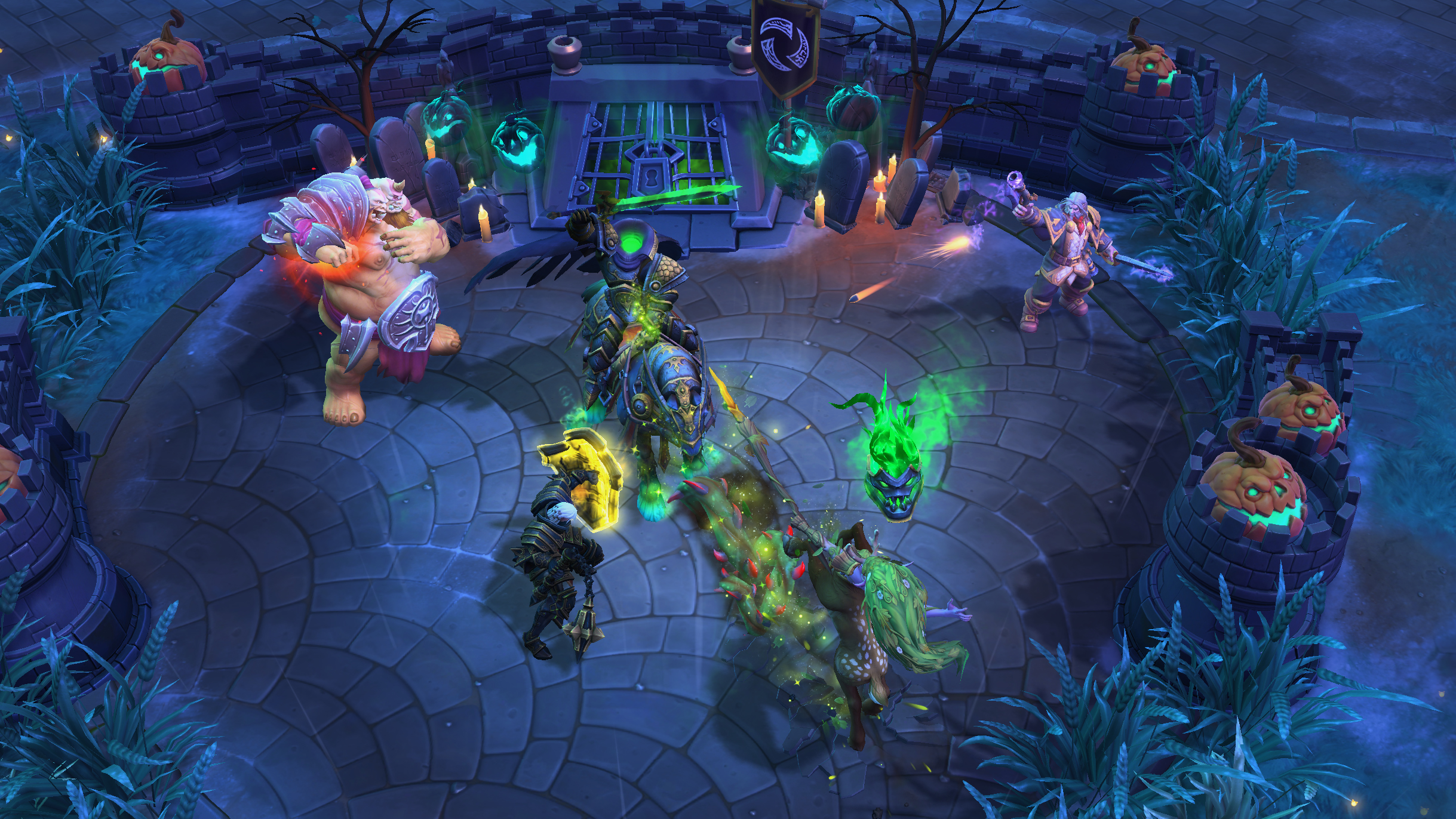 New Heroes Battlegrounds Announced At Blizzcon 2015 Heroes Of The Storm Blizzard News We have got a bit of gameplay and his abilities spotlight. new heroes battlegrounds announced at