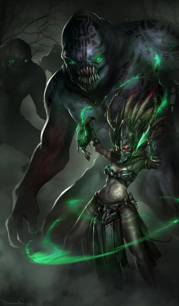 Reaper Of Souls Fan Art Contest Semi Finalists Revealed Diablo Iii