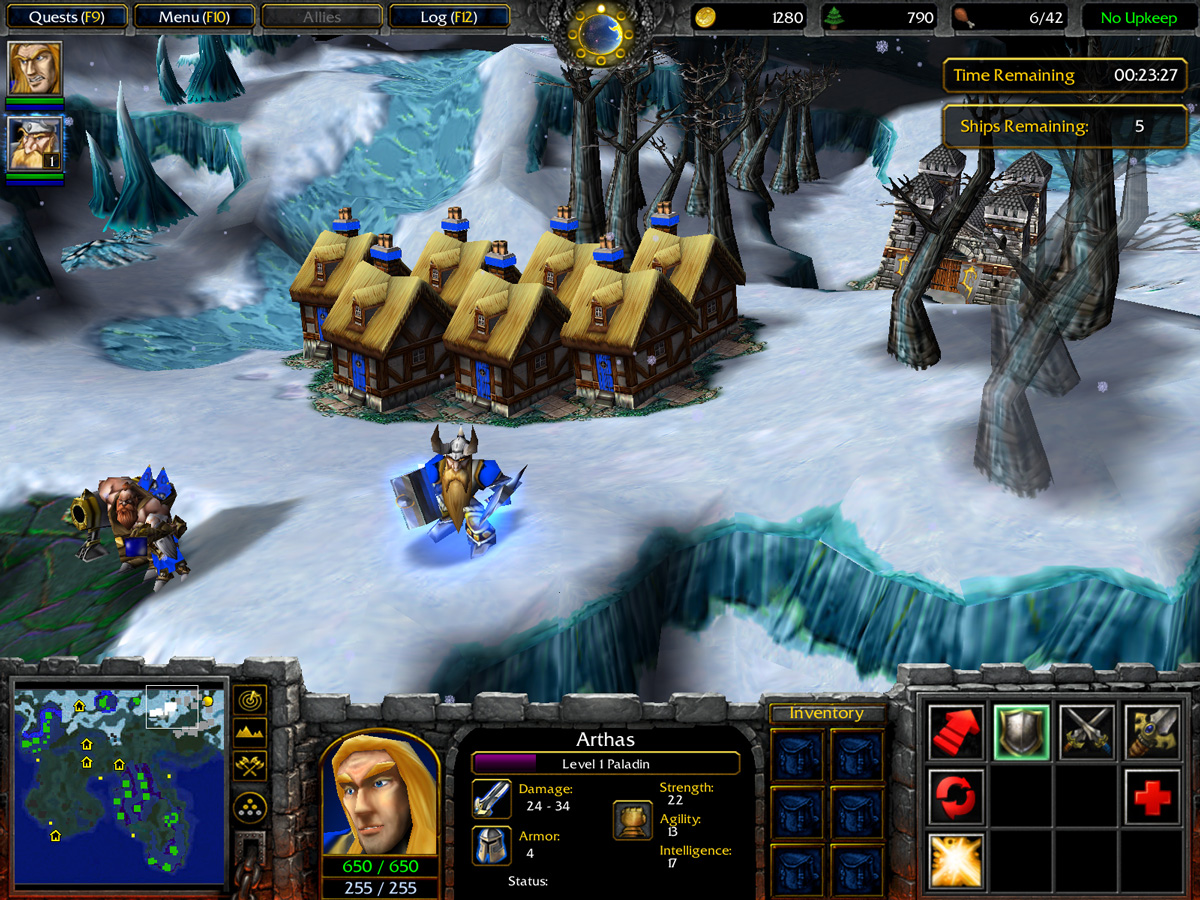 Warcraft 3 reign of chaos buy