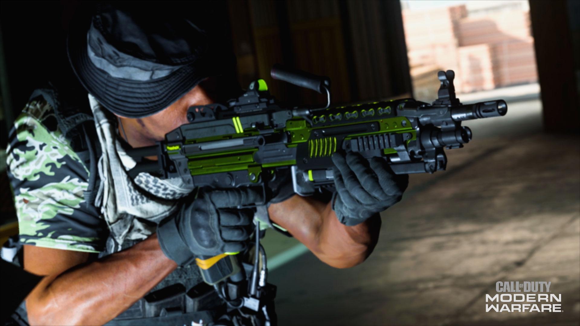 The Bruen MK9: How to Unlock the New LMG in Call of Duty®: Modern Warfare® - Image 2