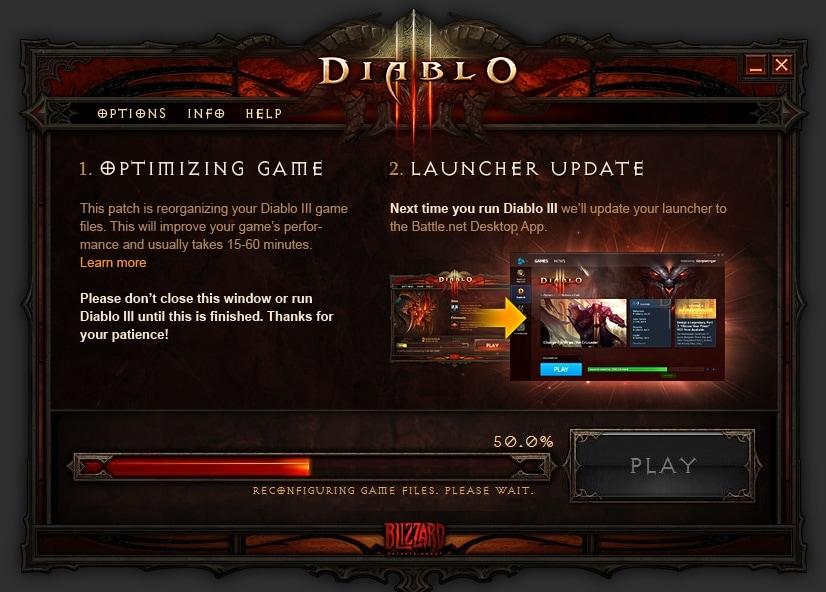 Diablo 3 лаунчер скачать - фото 2