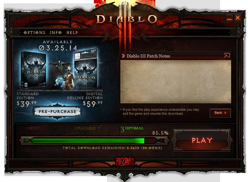 Diablo 3 лаунчер скачать - фото 11