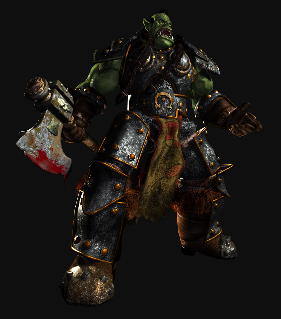 warcraft thrall wow - photo #24