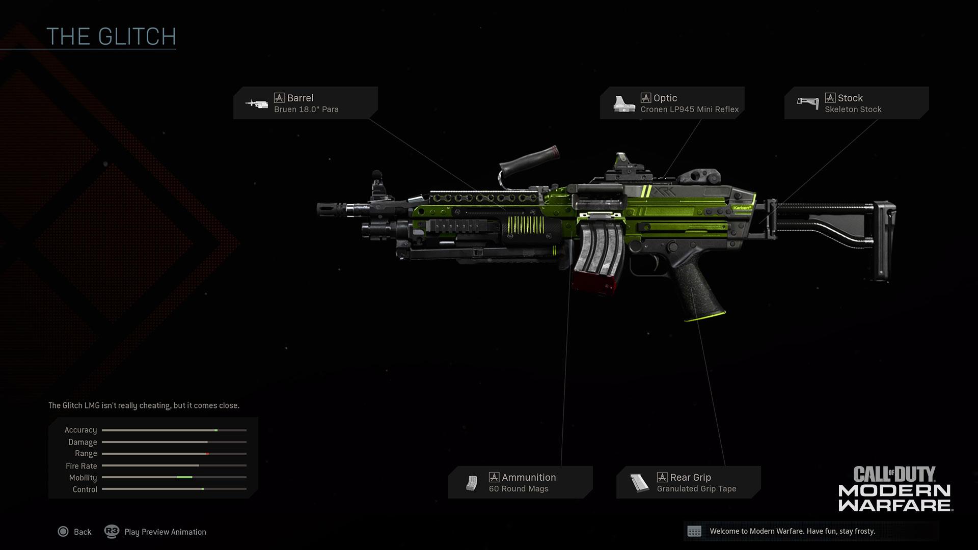 The Bruen MK9: How to Unlock the New LMG in Call of Duty®: Modern Warfare® - Image 1