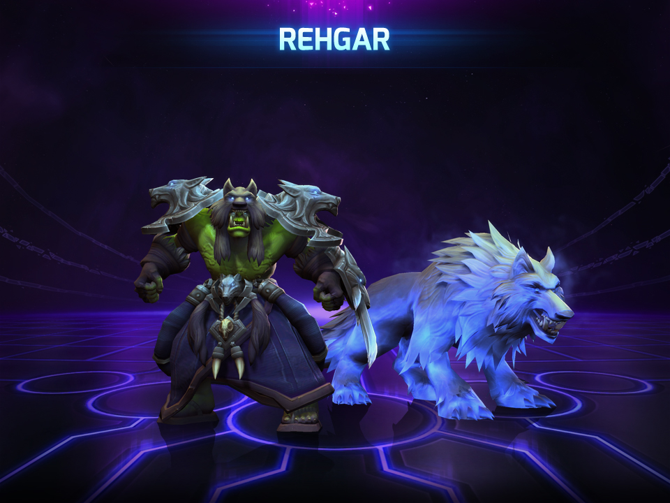 Rehgar Hero Week Heroes Of The Storm Blizzard News Hey guys just a random hl game and i want to start getting more hots content out. rehgar hero week heroes of the storm