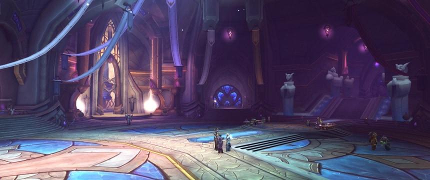 Legion Preview: Class Halls