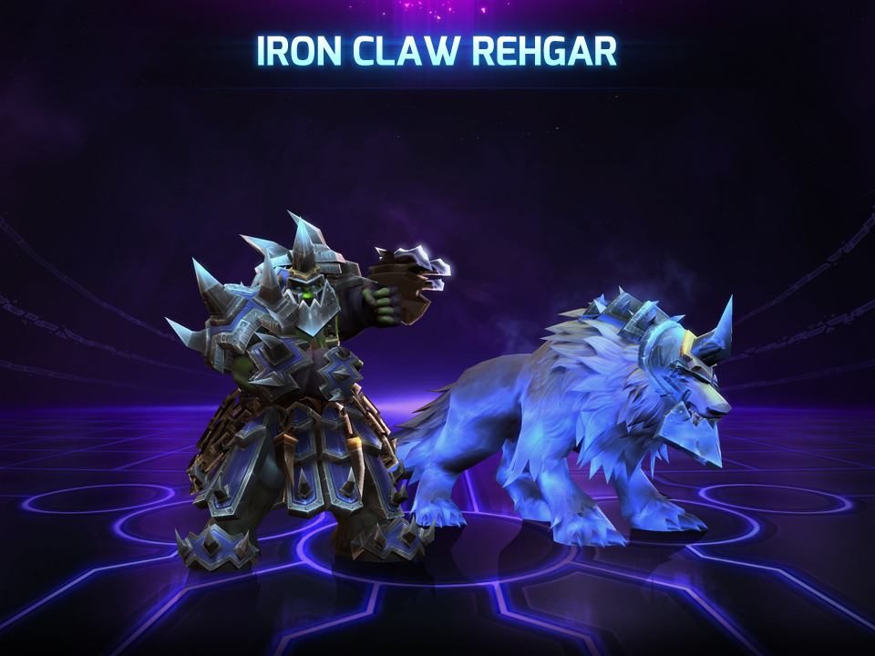 Rehgar Hero Week Heroes Of The Storm Blizzard News Now, having put that life aside, he serves as a simple shaman of the earthen ring, earning his. rehgar hero week heroes of the storm