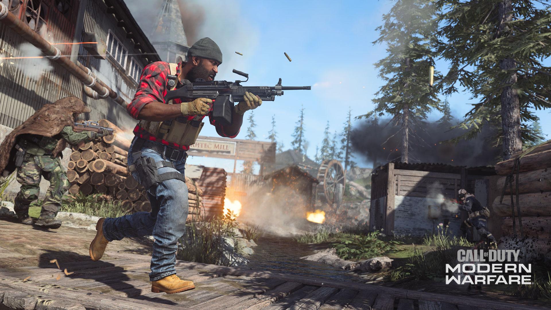 The Bruen MK9: How to Unlock the New LMG in Call of Duty®: Modern Warfare® - Image 4