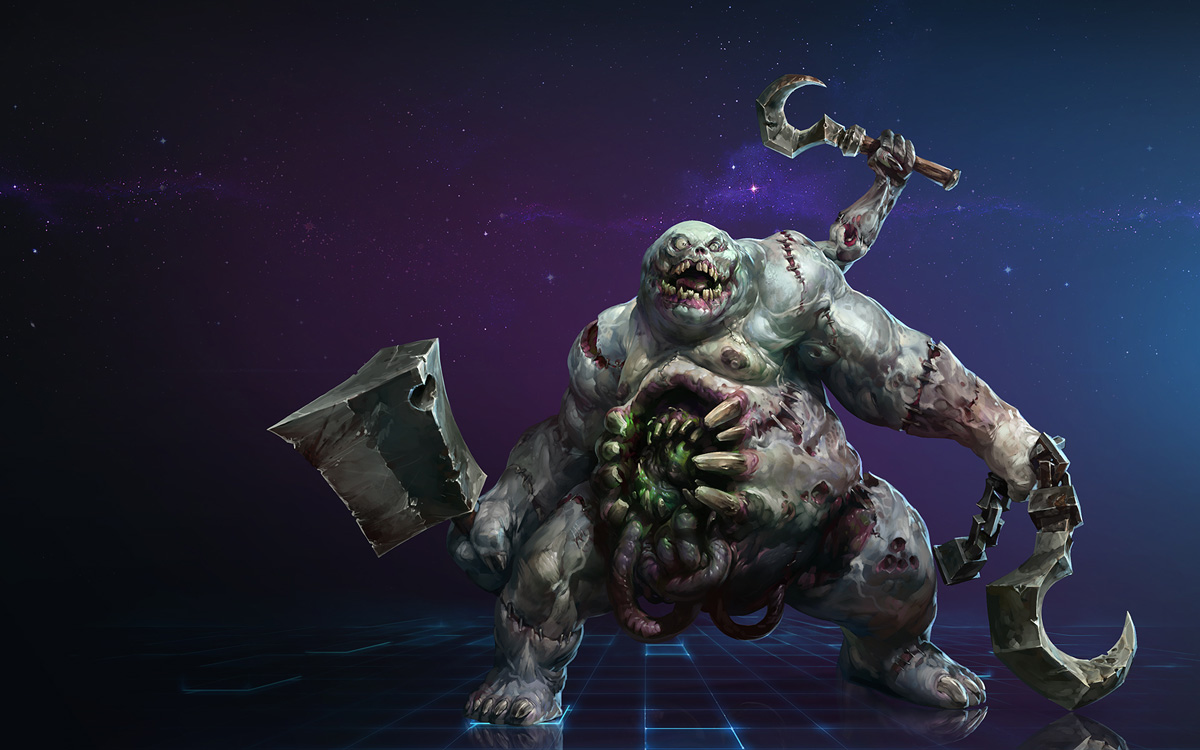 Hots Rehgar Build