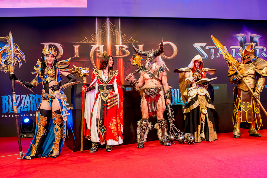 BlizzCon Cosplay Costumes
