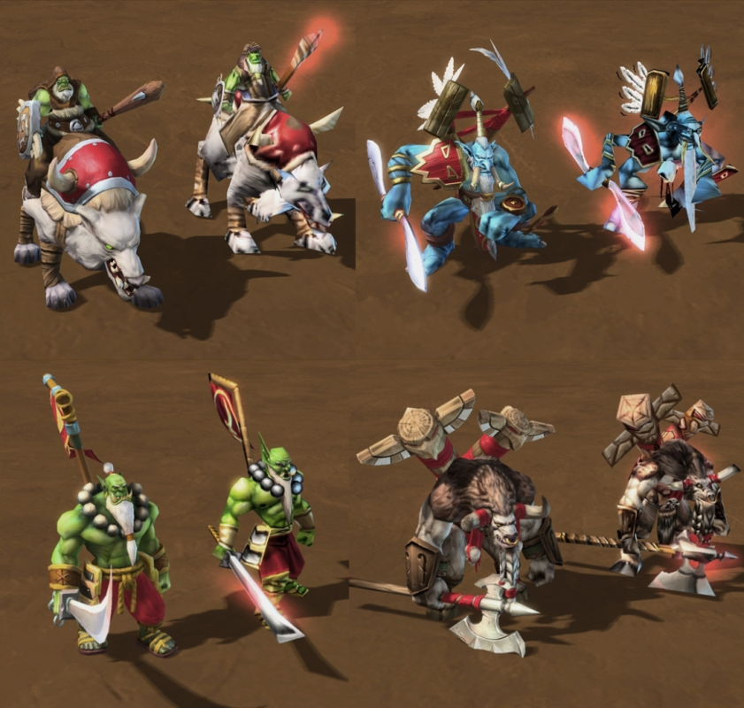 Warcraft 3 models diablo - 4a8