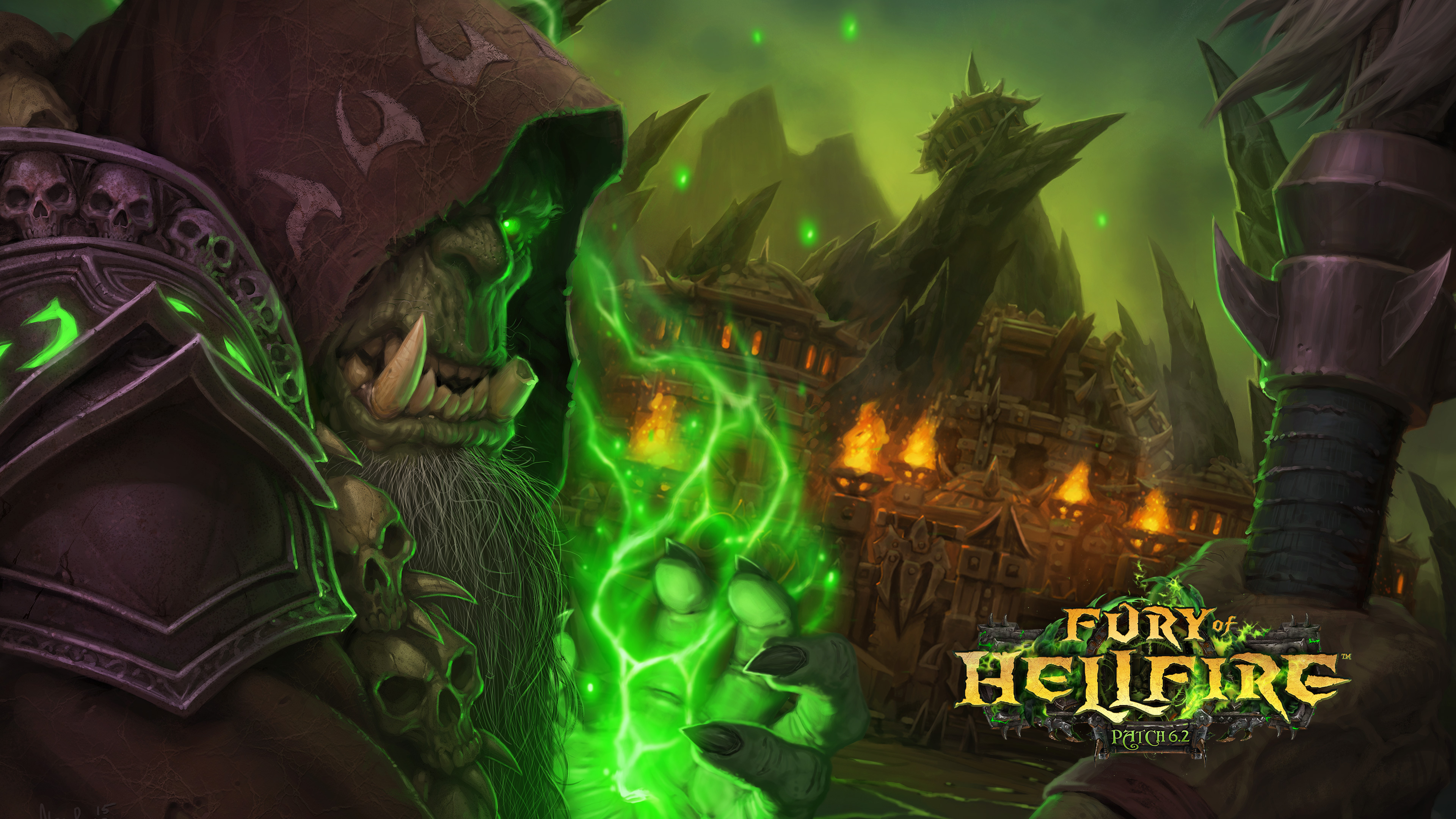 Patch 6 2 Fury Of Hellfire Wallpapers Available