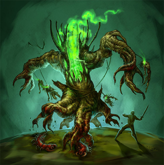 If You Could Have Any Monster Affix In Real Life What Would It Be