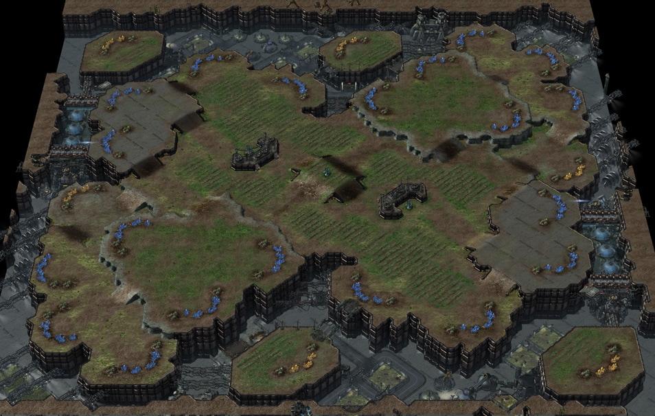 matchmaking di StarCraft bloccato