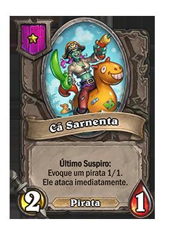 card Cã Sarnenta