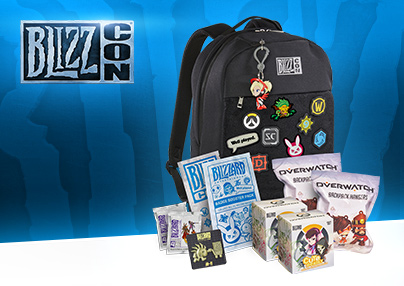(Inhalt: https://blizzcon.com/de-de/news/21047790/der-goodie-bag-f%C3%BCr-die-blizzcon%C2%AE-2017-13-09-2017)