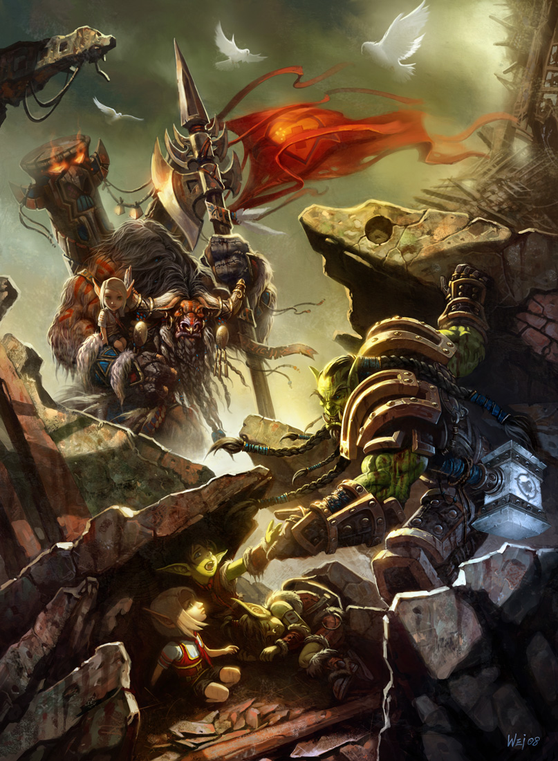 warcraft thrall wow - photo #34
