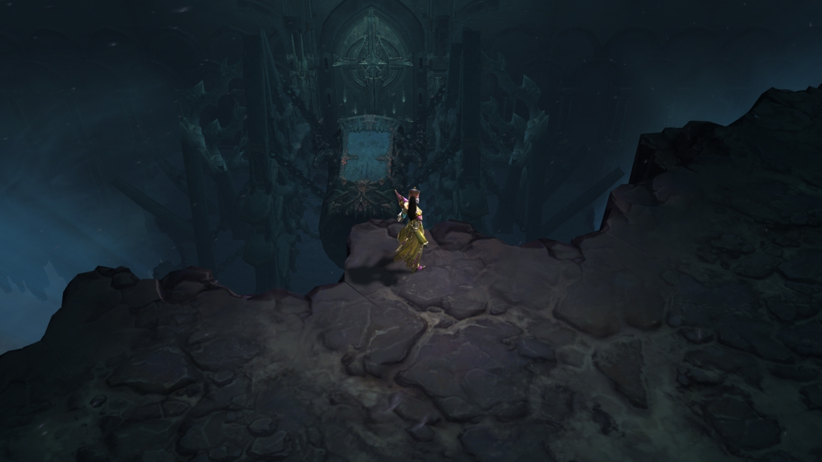 how to get to pandemonium fortress level 3