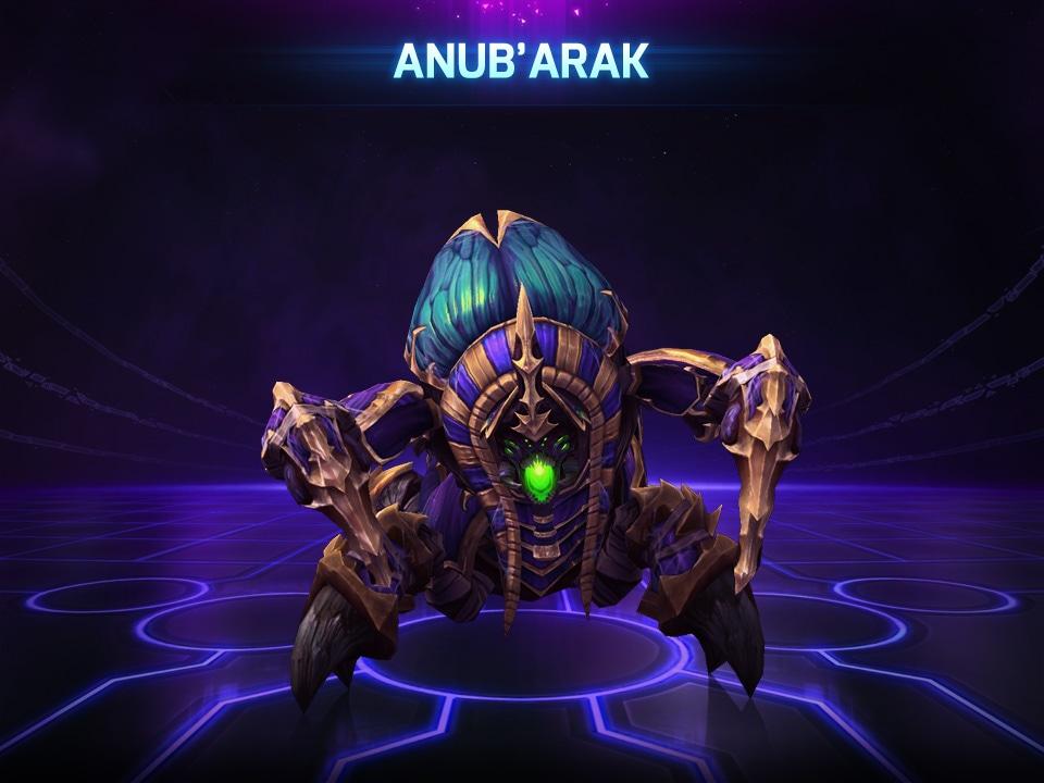 Anub Arak Hero Week Heroes Of The Storm Blizzard News Anub'arak, the traitor king, is a melee tank hero from the warcraft universe. anub arak hero week heroes of the