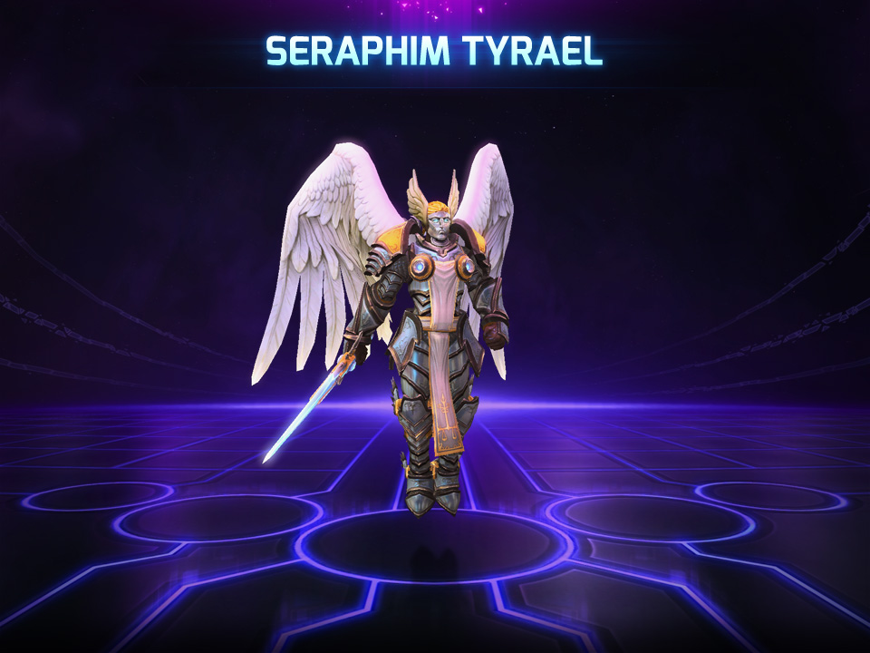 Tyrael Hero Spotlight Heroes Of The Storm Blizzard News Just paste a hotslogs link to any hero or write command @hlogs(heroname) where hero name is not case sensitive. tyrael hero spotlight heroes of the