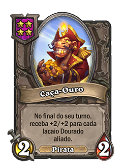 card Caça-Ouro