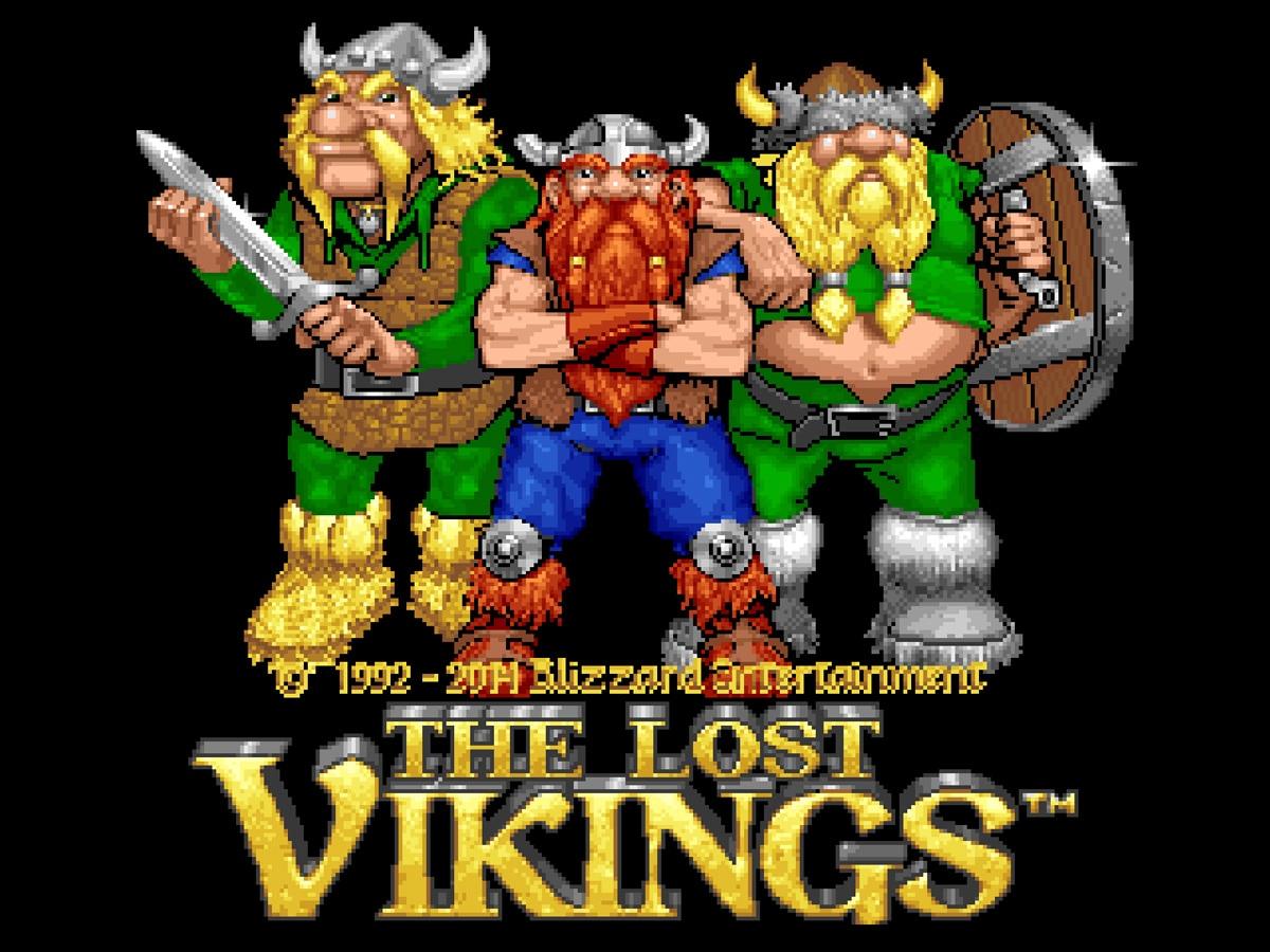 Потерявшиеся во времени викинги вов