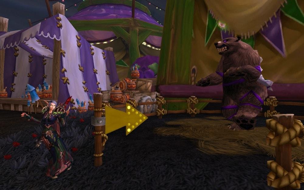 Ярмарка Новолуния в World of Warcraft