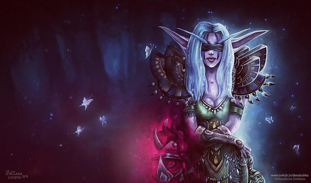Night Elf Druid Wallpaper 63491 Infobit
