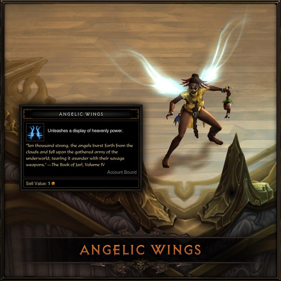 New Diablo® III Console Preorder Bonuses and Exclusives