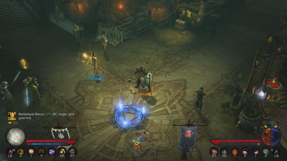 Kết quả hình ảnh cho Diablo 3 Reaper of Souls Ultimate Evil Edition