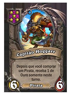 card Capitão Hoggarr