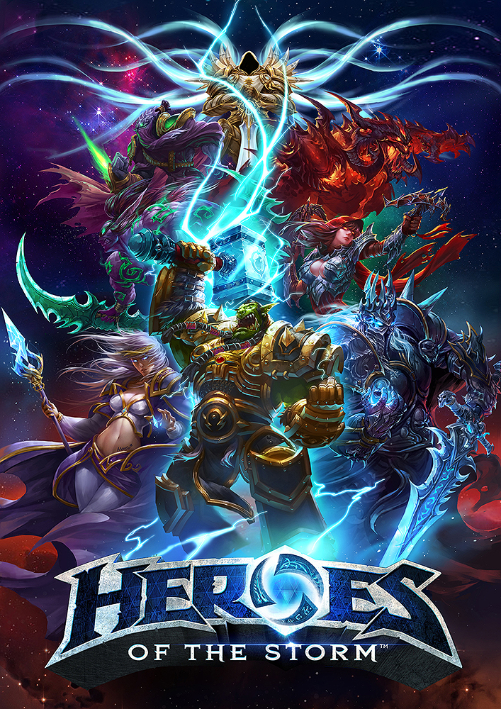 Dreamhack Heroes Of The Storm