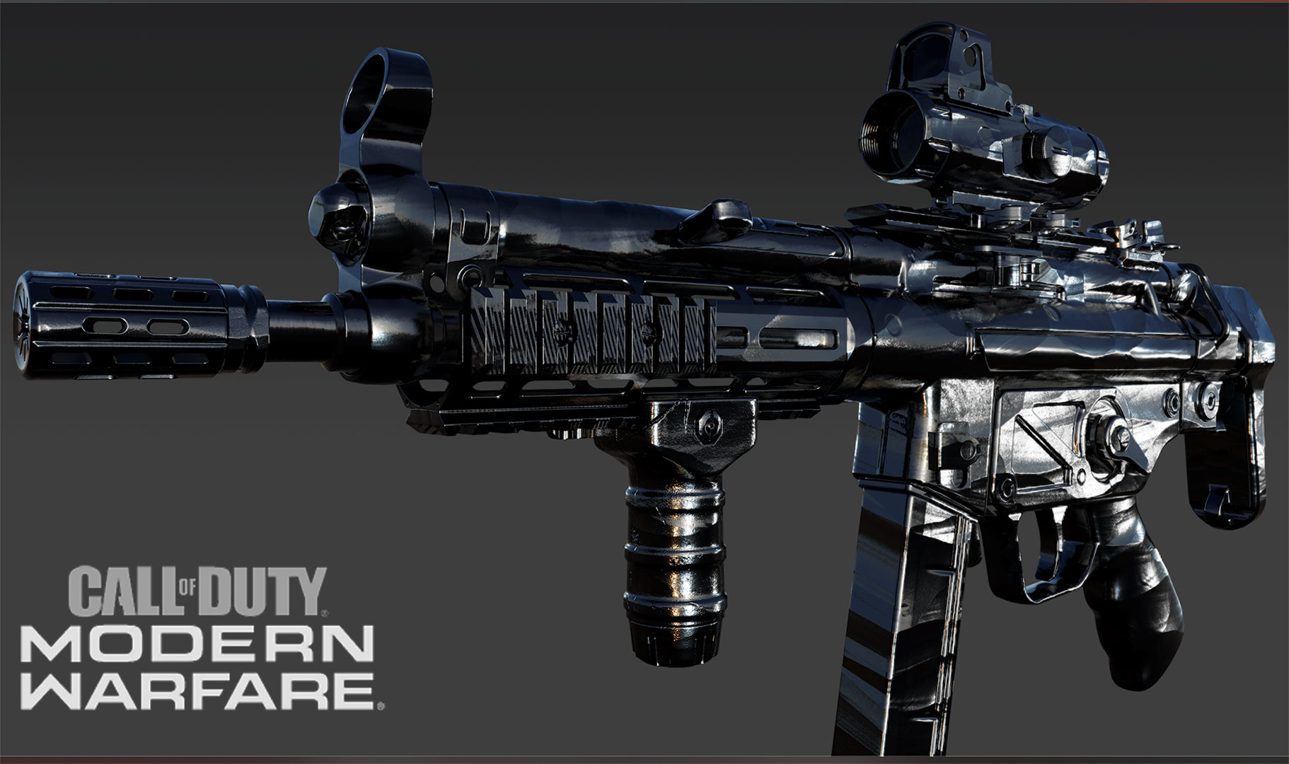 Become a True Weapon Master with Obsidian Camo, Now in Call of Duty:® Modern Warfare® - Image 1
