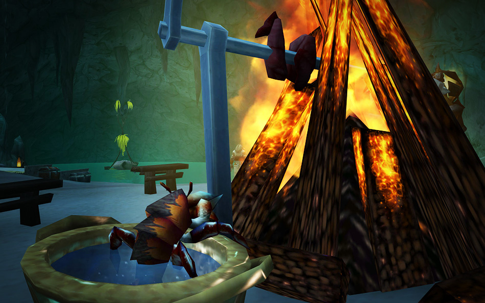 Top Five Foodie Cooking Spots in Azeroth