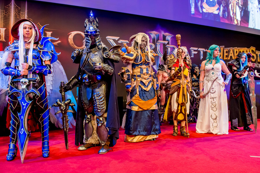 and the 2013 costume contest winners are gamescom 2013 costume contest winners diablo iii