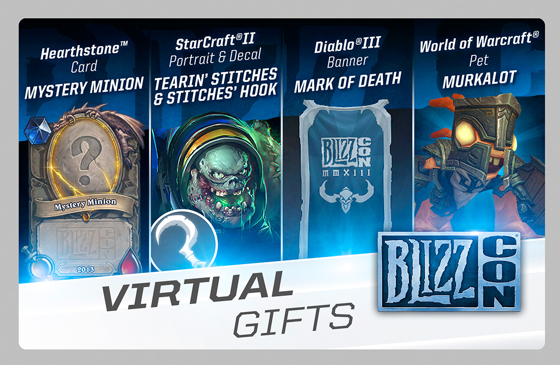 BlizzCon In-Game Goodies! - BlizzCon 2019