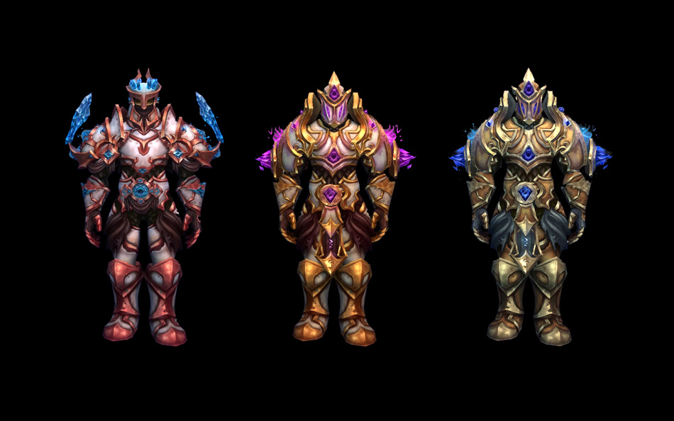 Tier 17 Paladin Armor Sets  sc 1 st  BlizzPro\u0027s Warcraft & What Are The Blackrock Foundry LFR Armor Sets? | BlizzPro\u0027s Warcraft