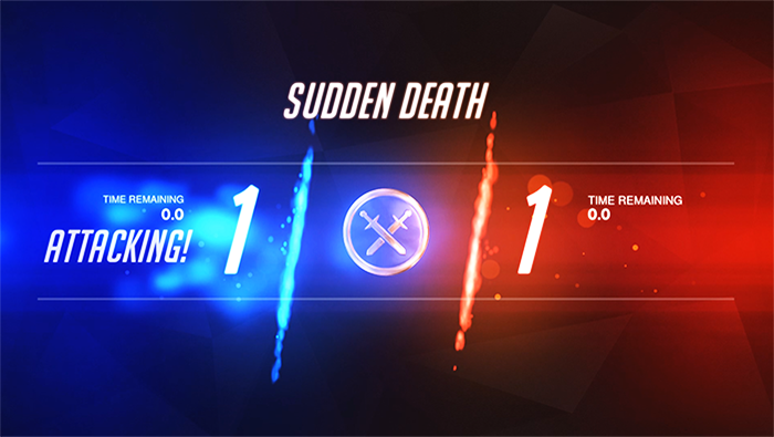 Overwatch Sudden Death
