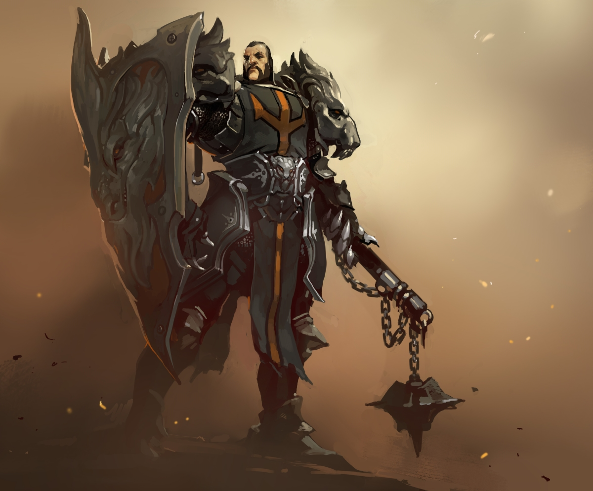building a hero crusader skill design diablo iii