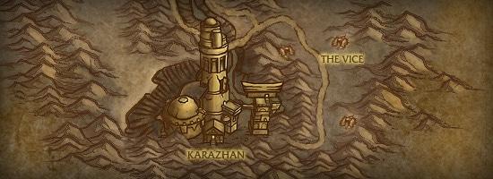 Cracking Karazhan
