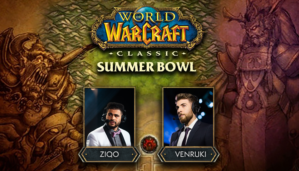 Casters working the Summer Bowl: Ziqo and Venruki