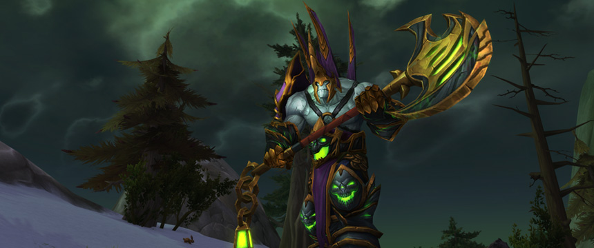Legion Assaults new to World of Warcraft