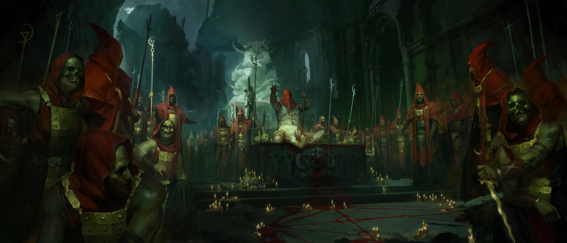 Diablo IV presenta a los caníbales, junto a más información sobre el desarrollo 3